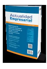 Revista Actualidad Empresarial